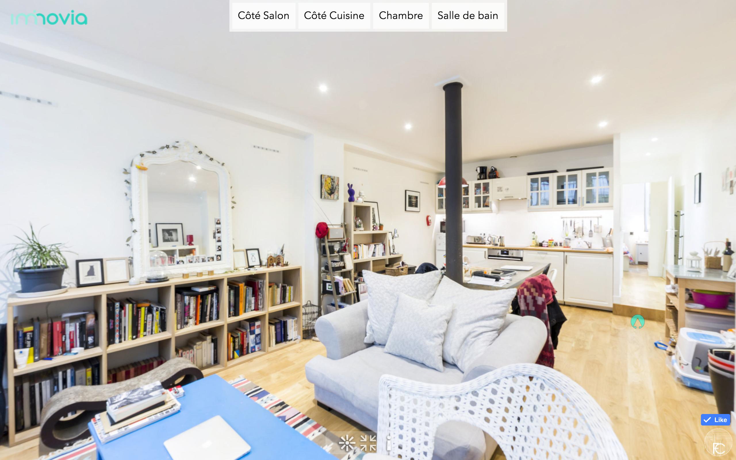 Visite Virtuelle Appartement Paris 11 Me Arrondissement