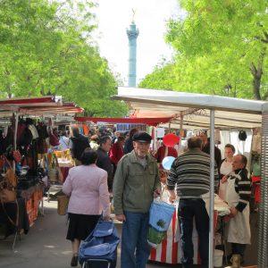 Marché de Bastille