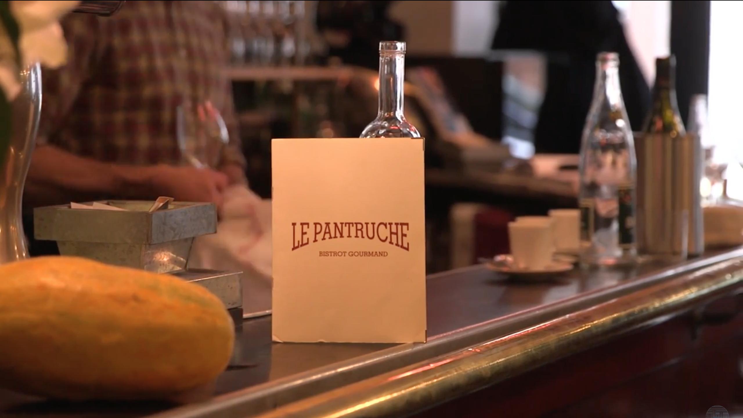 Vidéo restaurant Le Pantruche