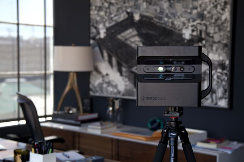 Matériel de visite virtuelle Caméra Matterport