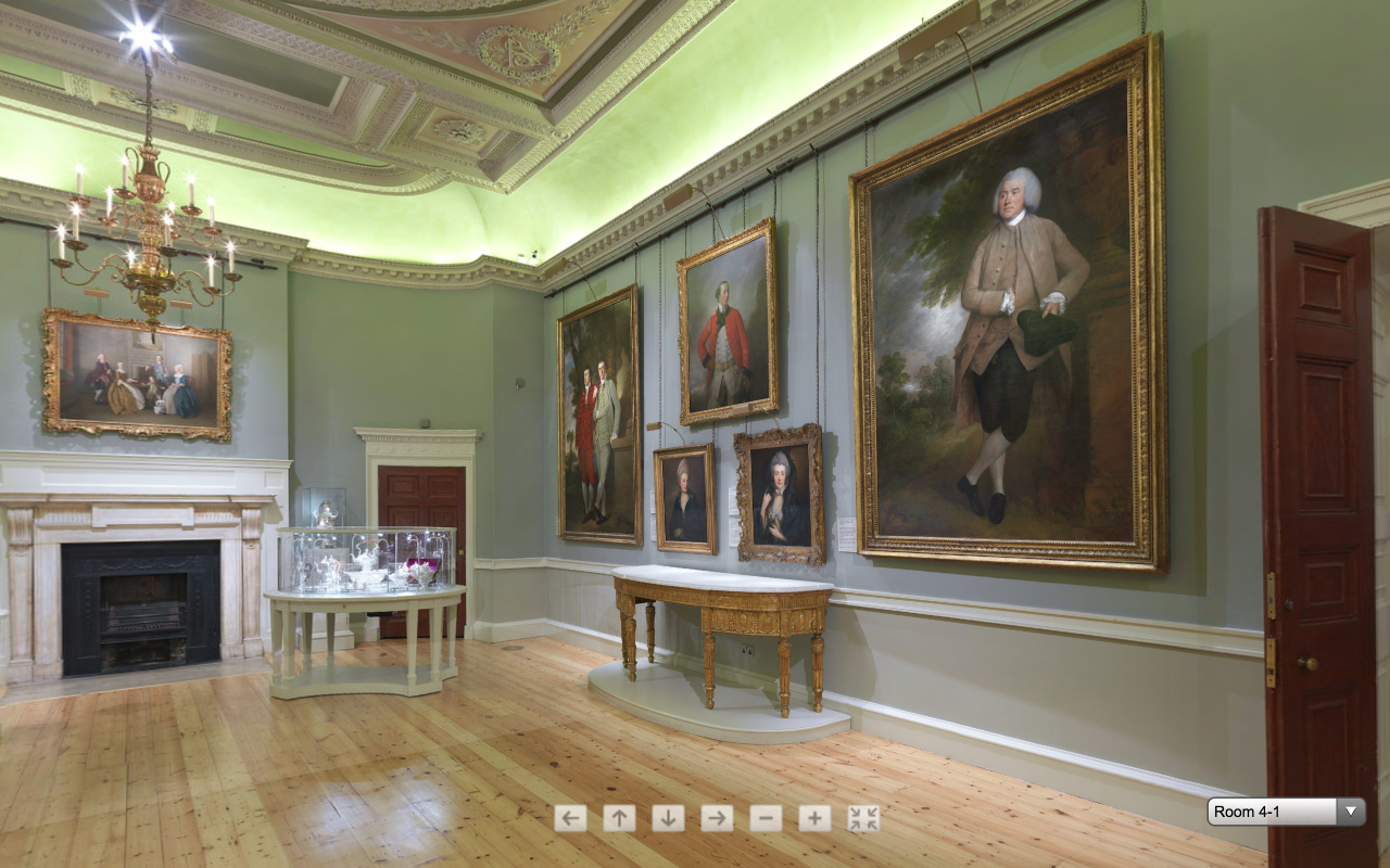 Visite virtuelle The Courtauld Gallery (London)