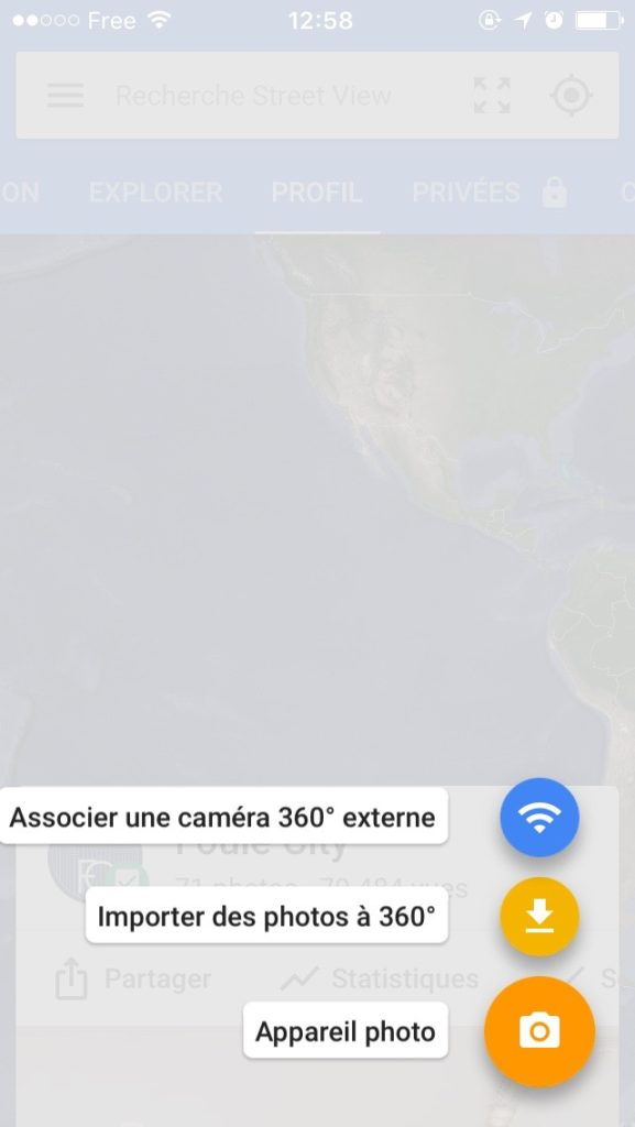 Tutoriel google street view