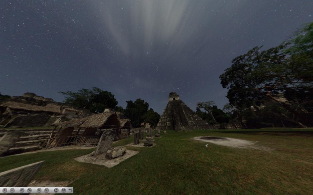 Visite virtuelle du Tikal Guatemala